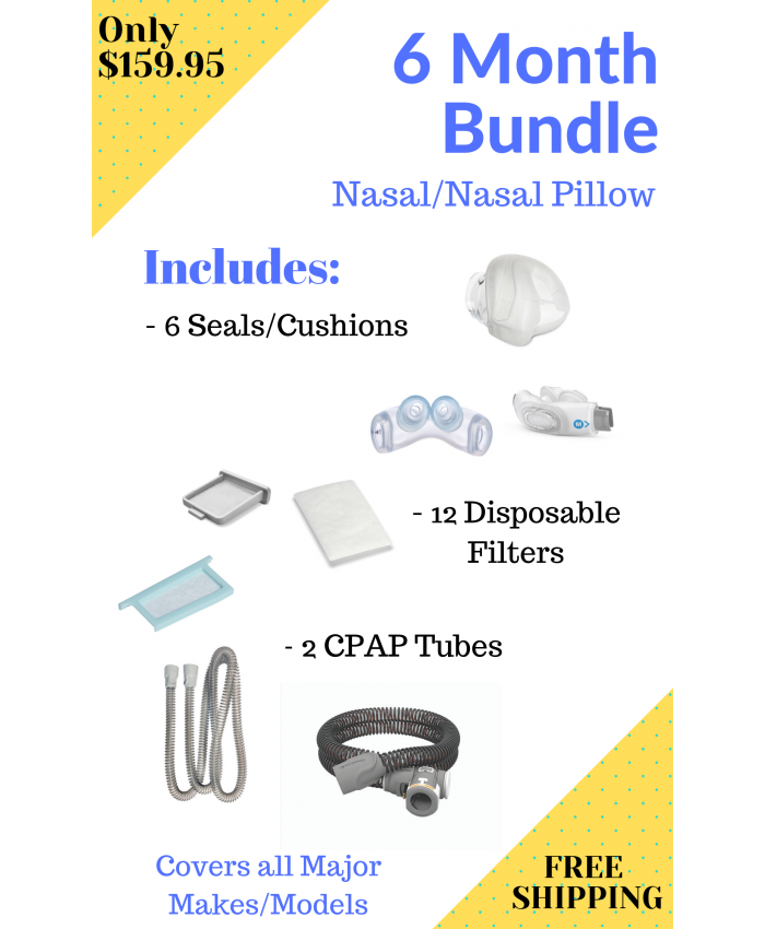 6 Month Nasal Bundle