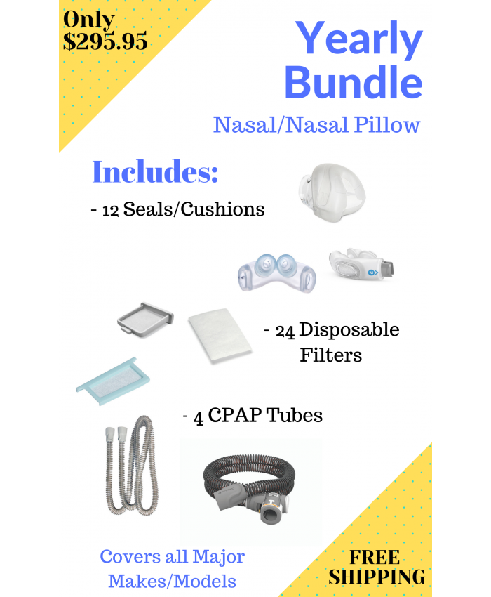 Yearly Nasal Bundle