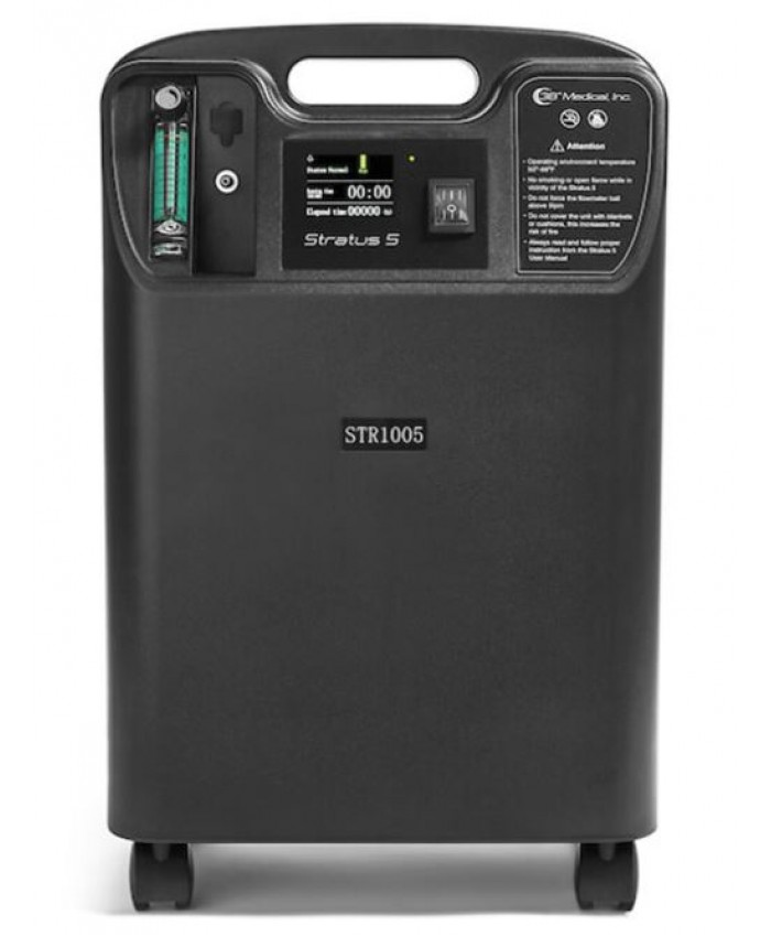 Stratus 5 Home Oxygen Concentrator