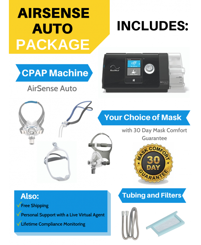 AirSense Auto Package