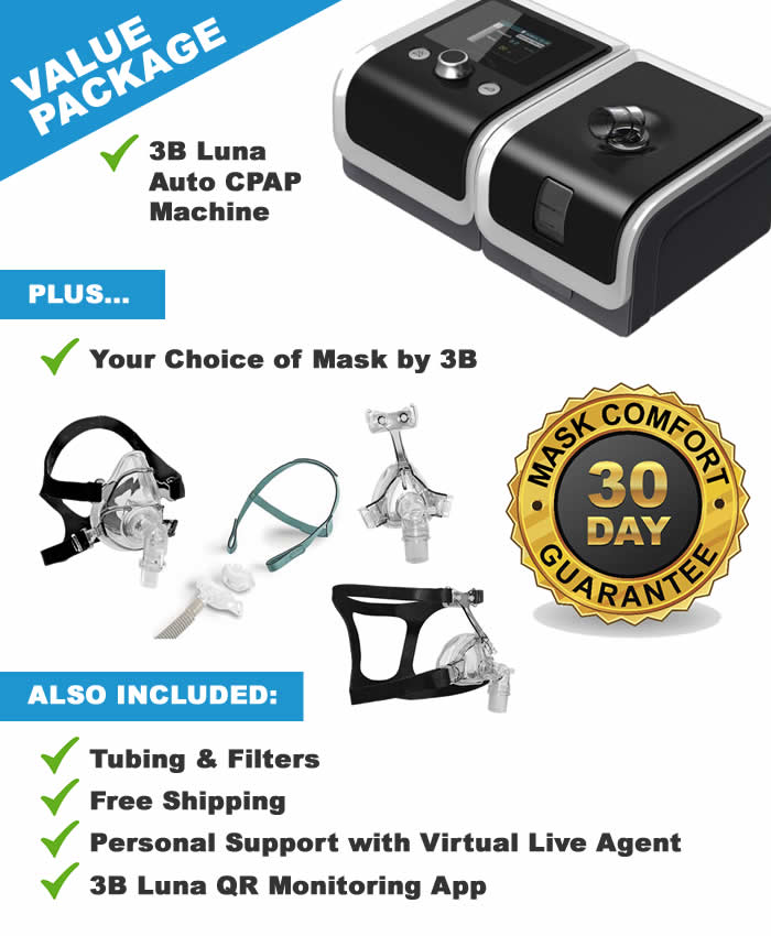 Value CPAP Package