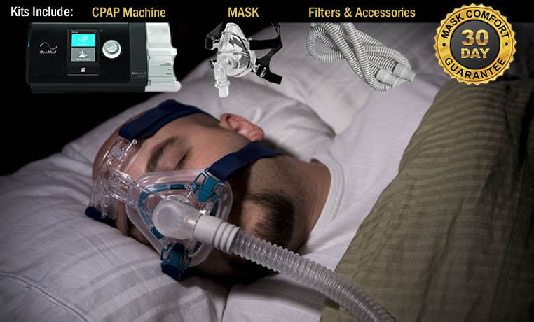 Starter CPAP Packages