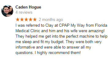 CPAP My Way Review by Caden Hogue